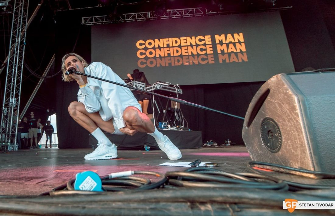 Confidence Man Beatyard day 3 2018 Tivodar 16