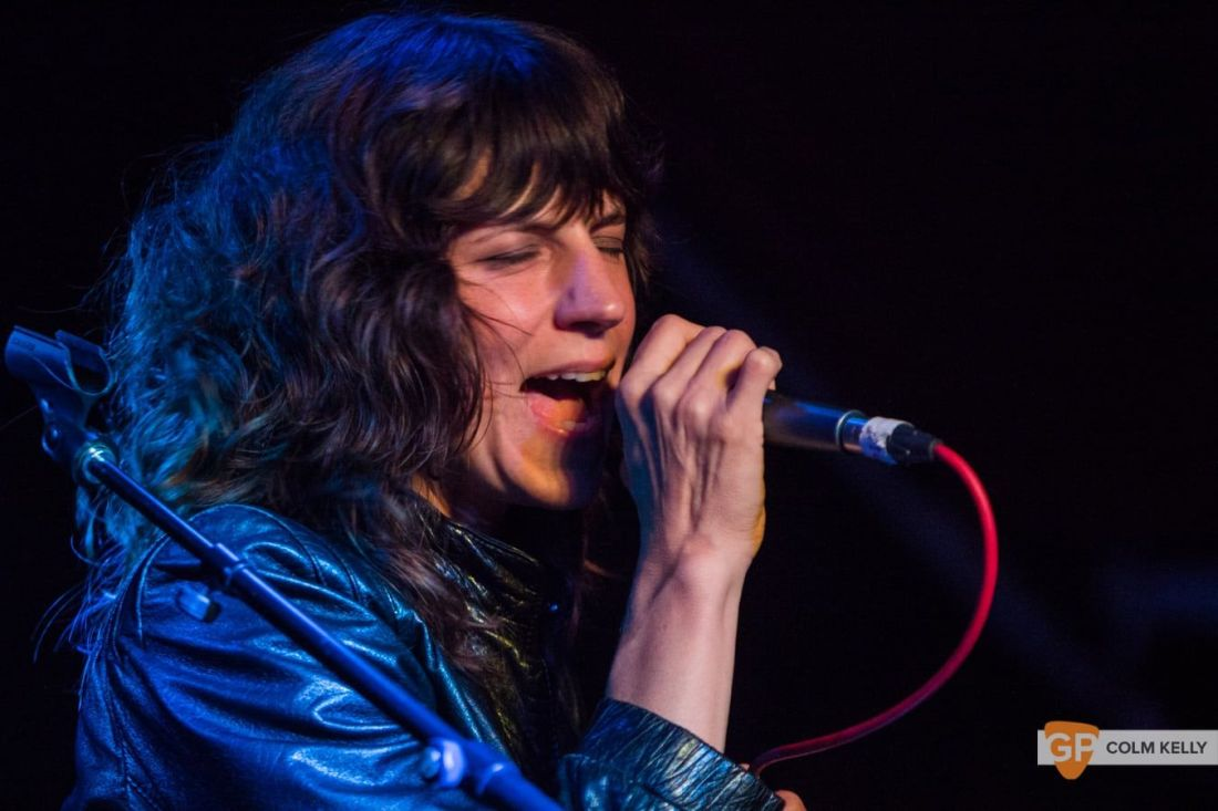 Eleanor Friedberger at The Grand Social 18.8.2018 by Colm Kelly-8-52