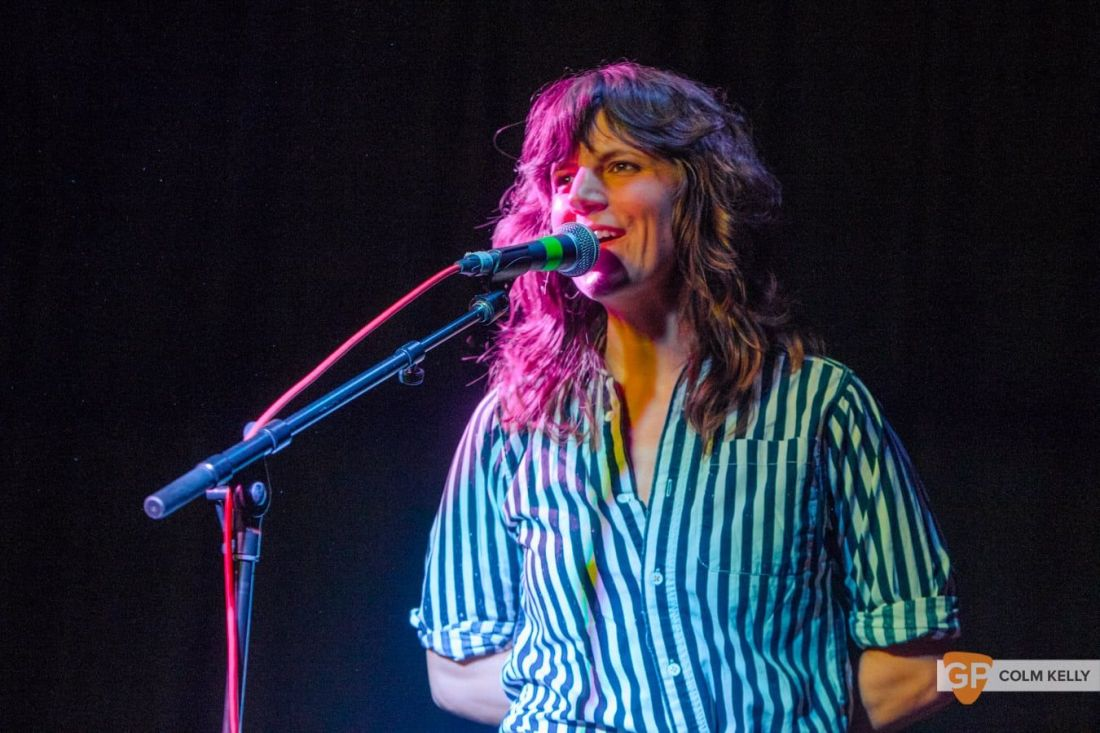Eleanor Friedberger at The Grand Social 18.8.2018 by Colm Kelly-8-69