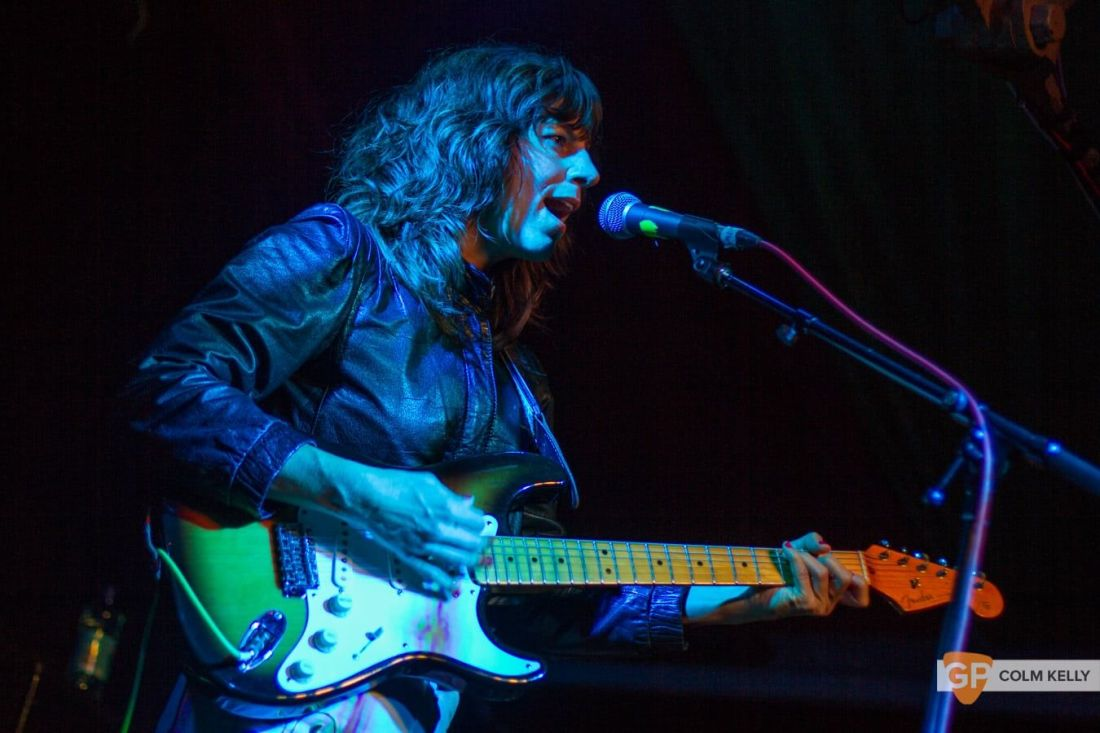 Eleanor Friedberger at The Grand Social 18.8.2018 by Colm Kelly-8