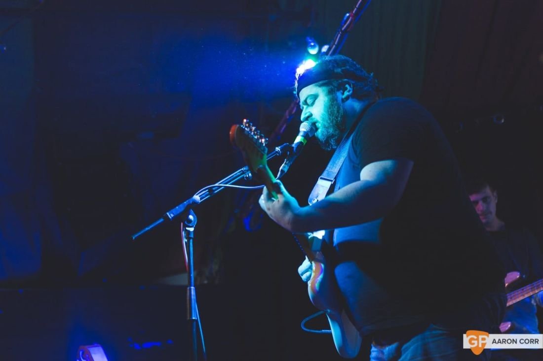 Elephant album Launch in The Grand Social by Aaron Corr-3232