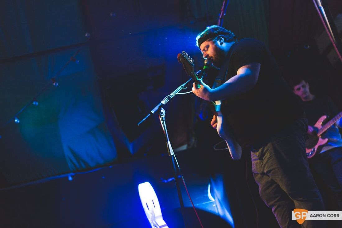 Elephant album Launch in The Grand Social by Aaron Corr-3233