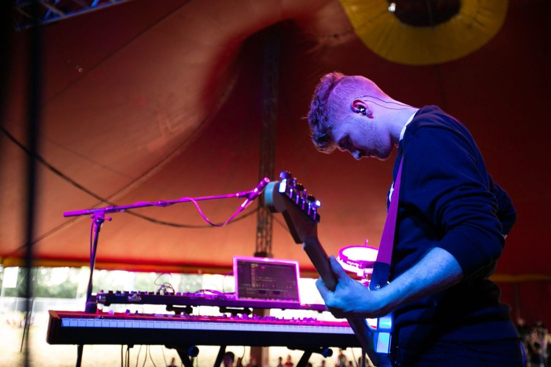1000 Beasts perform at Indiependence Festival 2018 by Kieran Fro