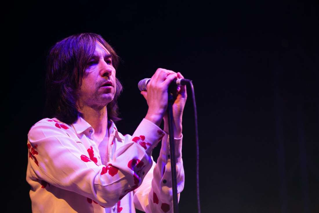 Primal Scream perform at Indiependence Festival 2018 by Kieran F