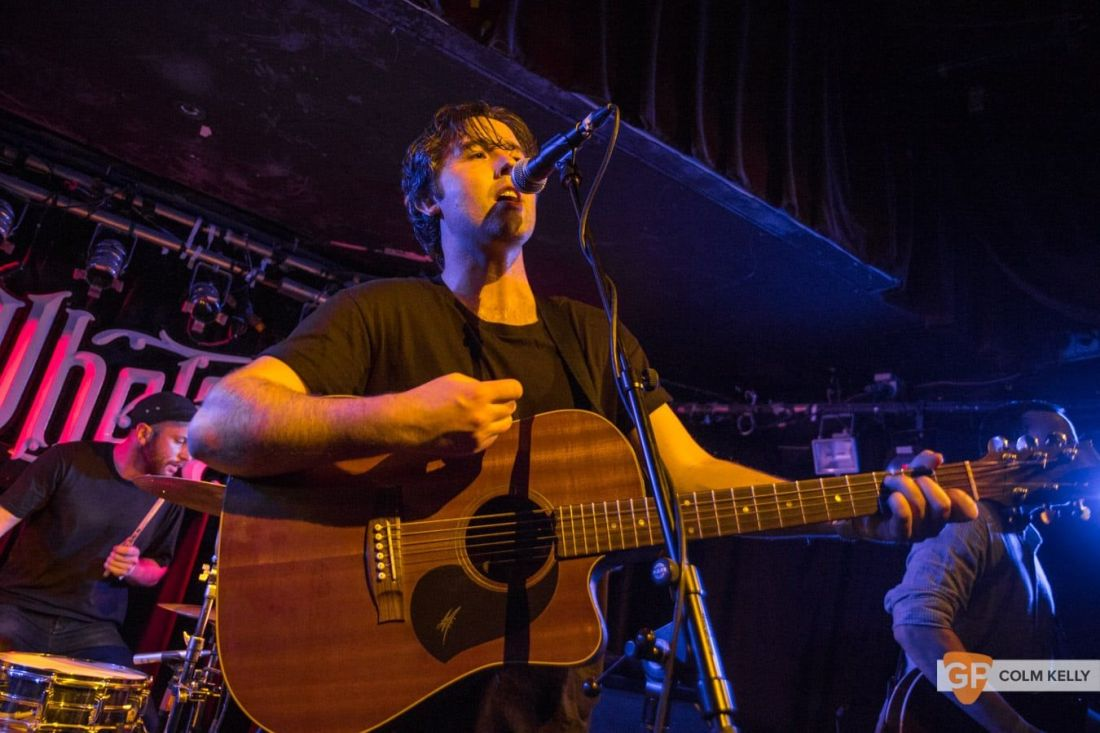 Rolling Blackouts CF at Whelan's 22.8.2018 by Colm Kelly-8-81