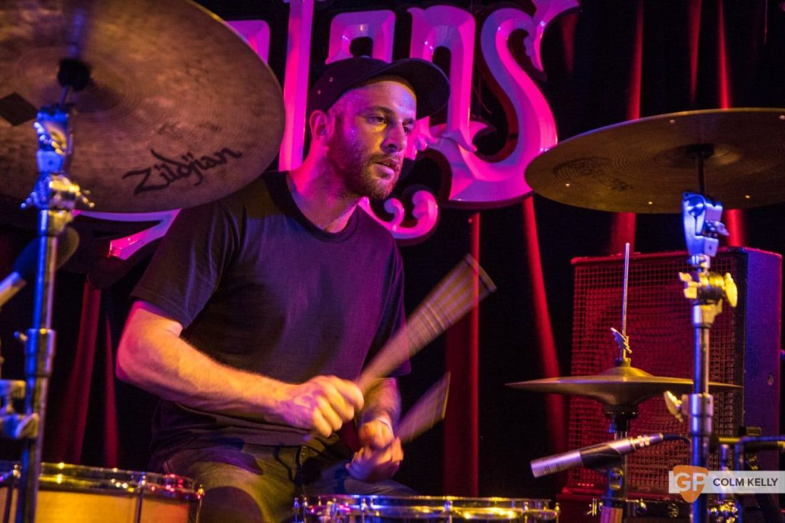 Rolling Blackouts CF at Whelan's 22.8.2018 by Colm Kelly-8-92