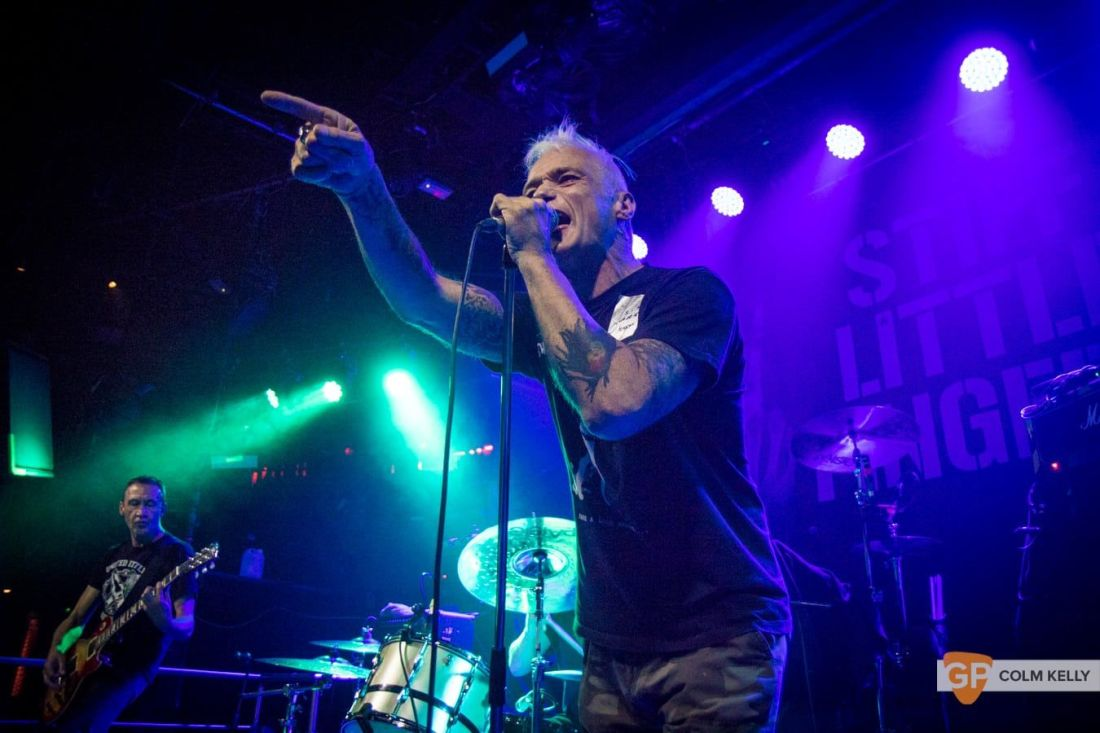 The Defects at The Academy, Dublin 24.8.2018 by Colm Kelly-0051