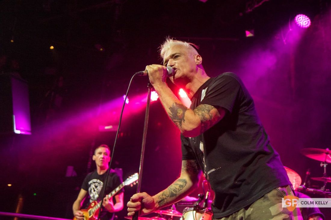 The Defects at The Academy, Dublin 24.8.2018 by Colm Kelly-0630