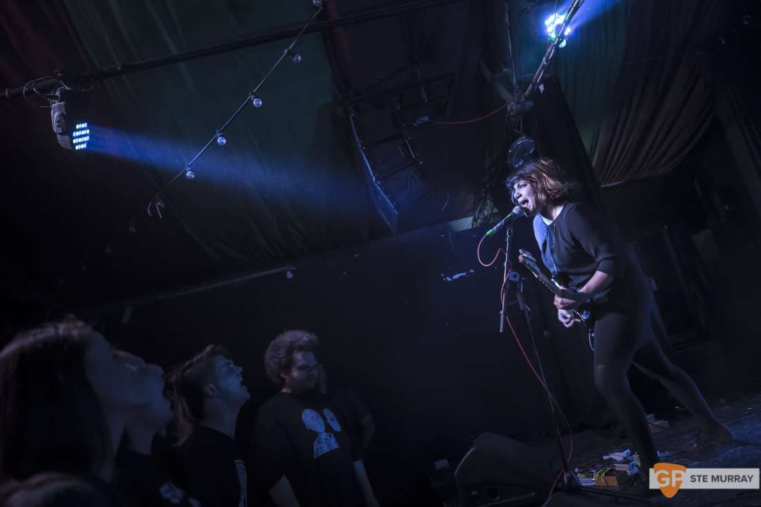 Screaming Females AT The Grand Social BY Ste Murray