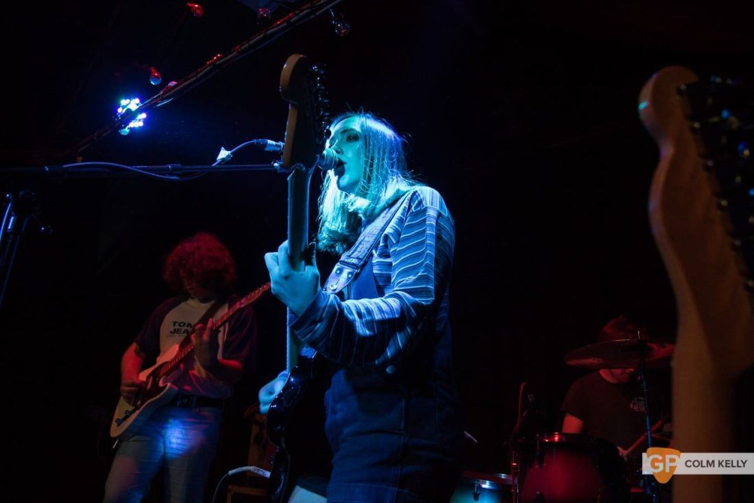 Soccer Mommy at The Grand Social by Colm Kelly-8519