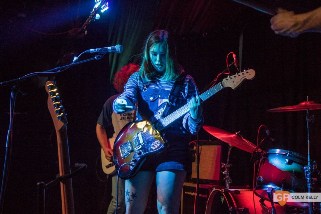Soccer Mommy at The Grand Social by Colm Kelly-8755