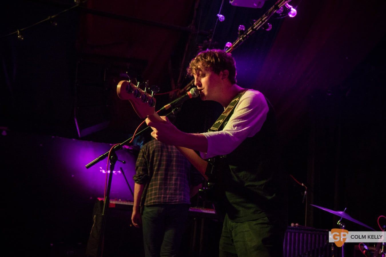 Boy Azooga at The Grand Social, Dubin by Colm Kelly-2060