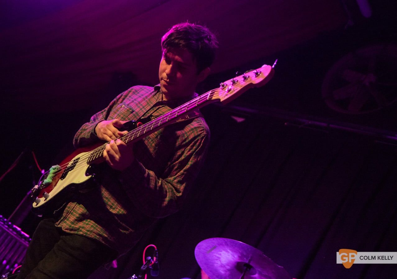 Boy Azooga at The Grand Social, Dubin by Colm Kelly-2367