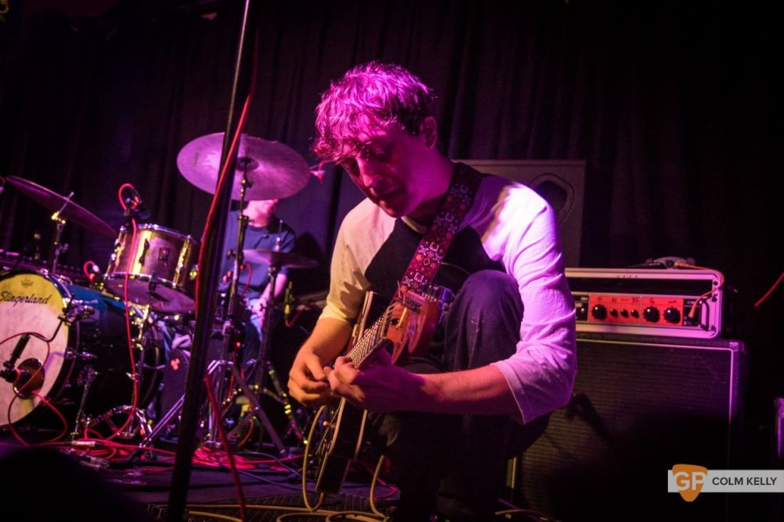 Boy Azooga at The Grand Social, Dubin by Colm Kelly-2373