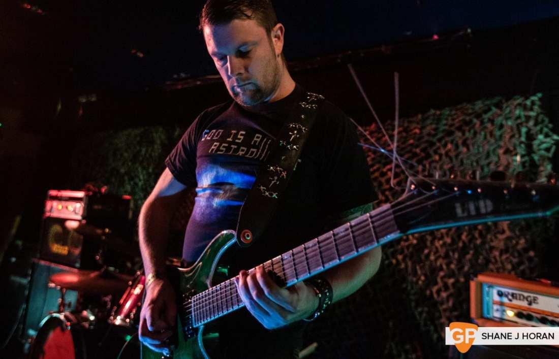 Dark Matter, Dolans, Limerick, Shane J Horan, 27-10-18