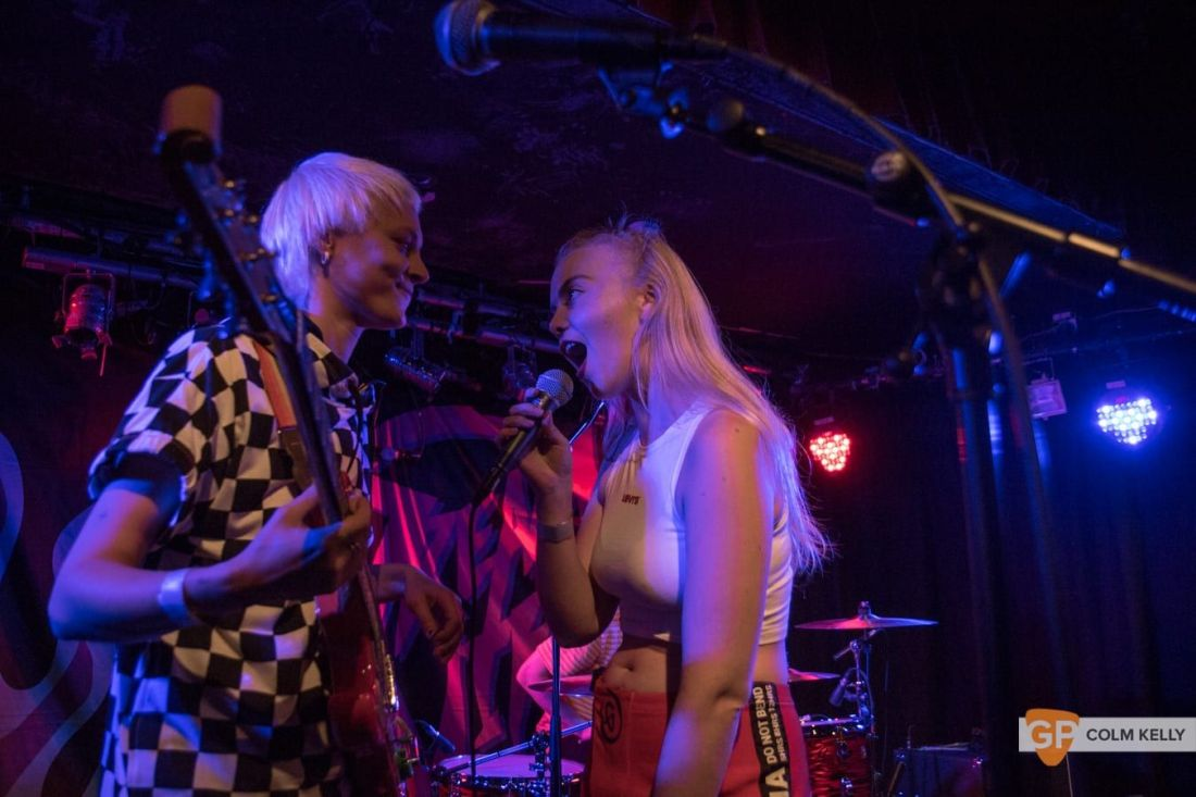 Dream Wife at Whelan's Dublin by Colm Kelly-1213
