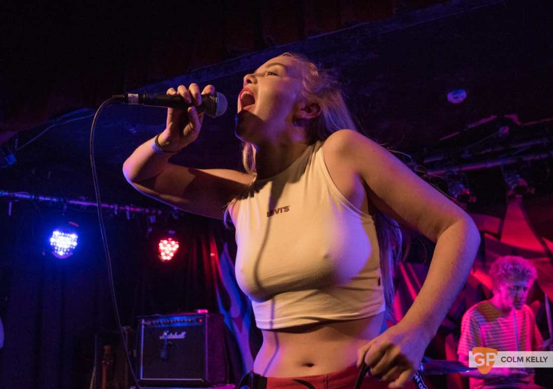 Dream Wife at Whelan's Dublin by Colm Kelly-1346