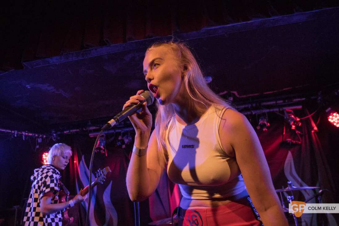 Dream Wife at Whelan's Dublin by Colm Kelly-1416