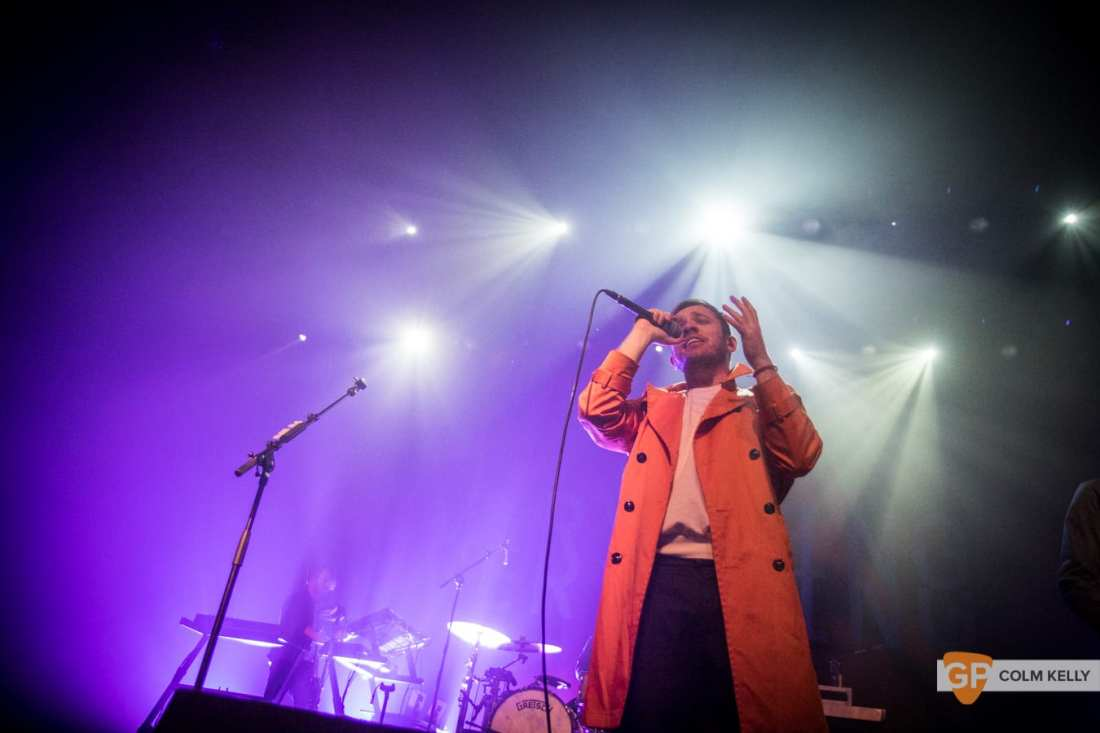 Everything Everything at The Olympia Theatre, Dublin by Colm Kelly-1245-2