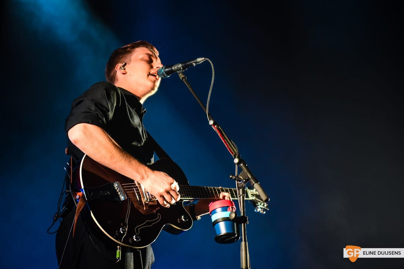 George Ezra at Verti Music Hall by Eline Duijsens GP-14