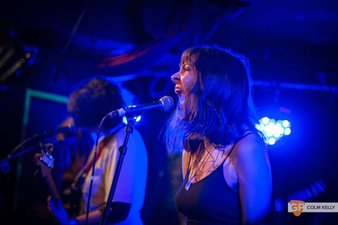 Girlfriend at Whelan's Dublin by Colm Kelly-0071