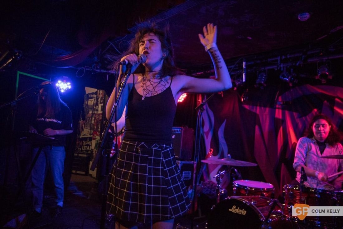 Girlfriend at Whelan's Dublin by Colm Kelly-0163