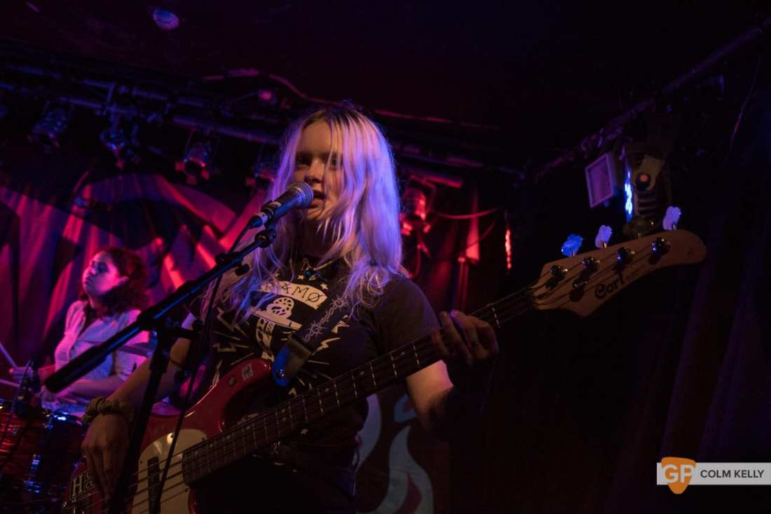 Girlfriend at Whelan's Dublin by Colm Kelly-0411