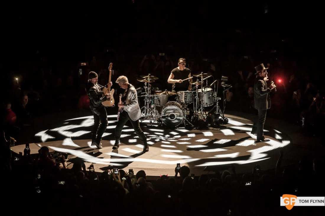 U2 at the SSE Arena Belfast