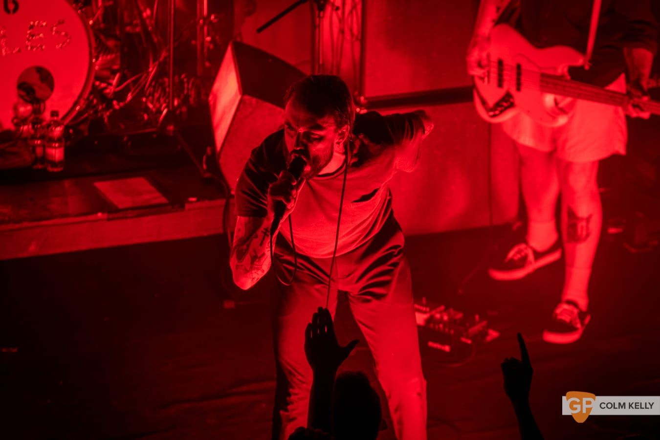 Idles at The Button Factory by Colm Kelly-2-4