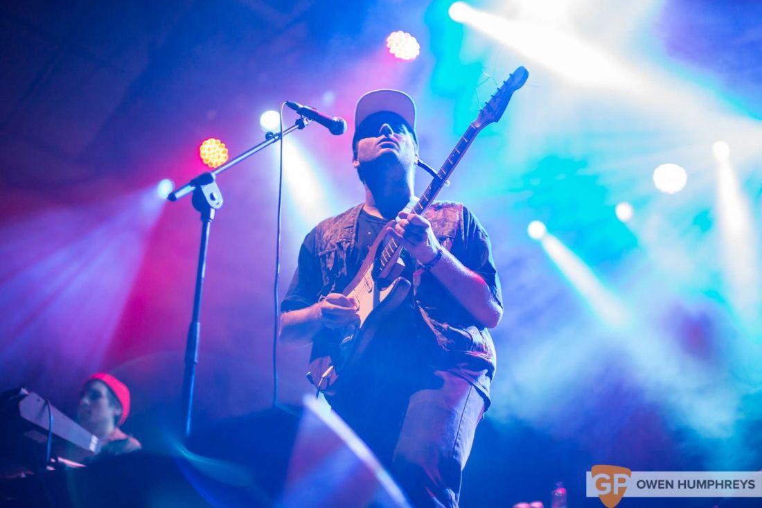 Mac DeMarco live at Metropolis 2018. Photo by Owen Humphreys www.owen.ie