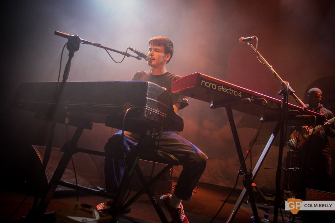Rex Orange County at Vicar St., Dubin by Colm Kelly–106