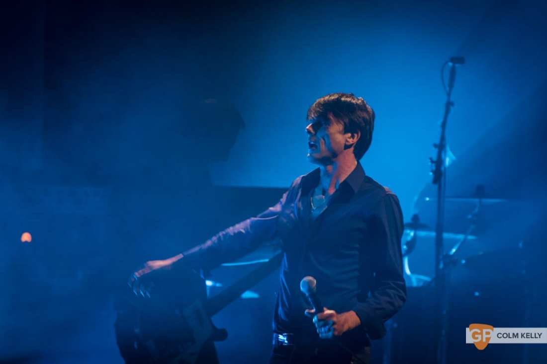 Suede at The Bord Gais Energy Theatre, Dublin by Colm Kelly-0734