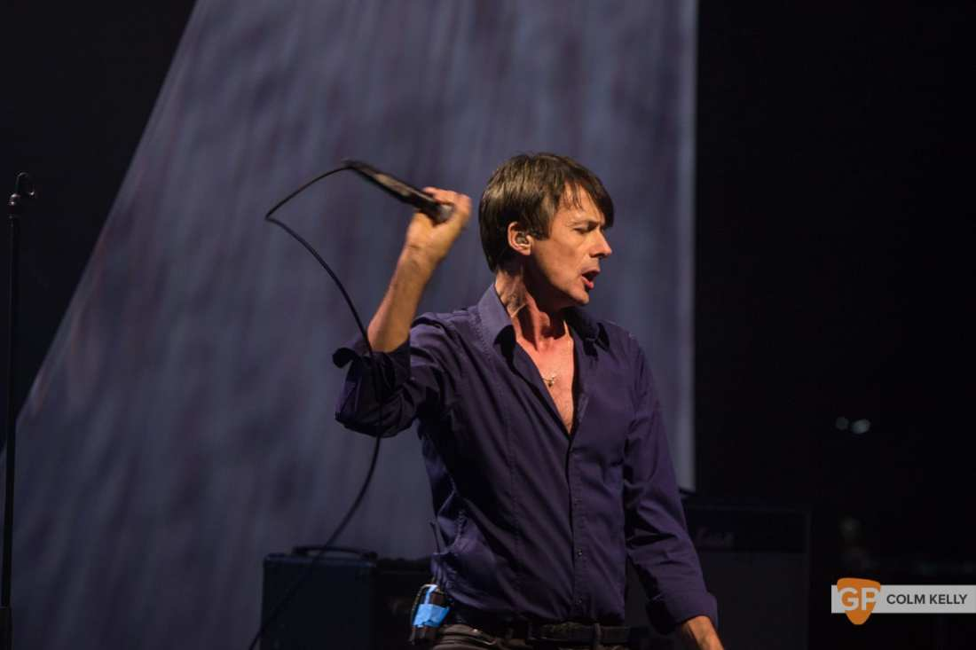 Suede at The Bord Gais Energy Theatre, Dublin by Colm Kelly-0776