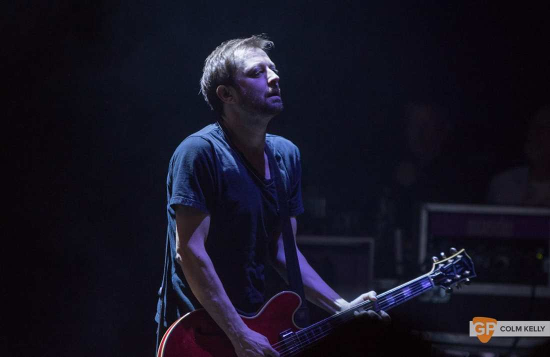 Suede at The Bord Gais Energy Theatre, Dublin by Colm Kelly-0801