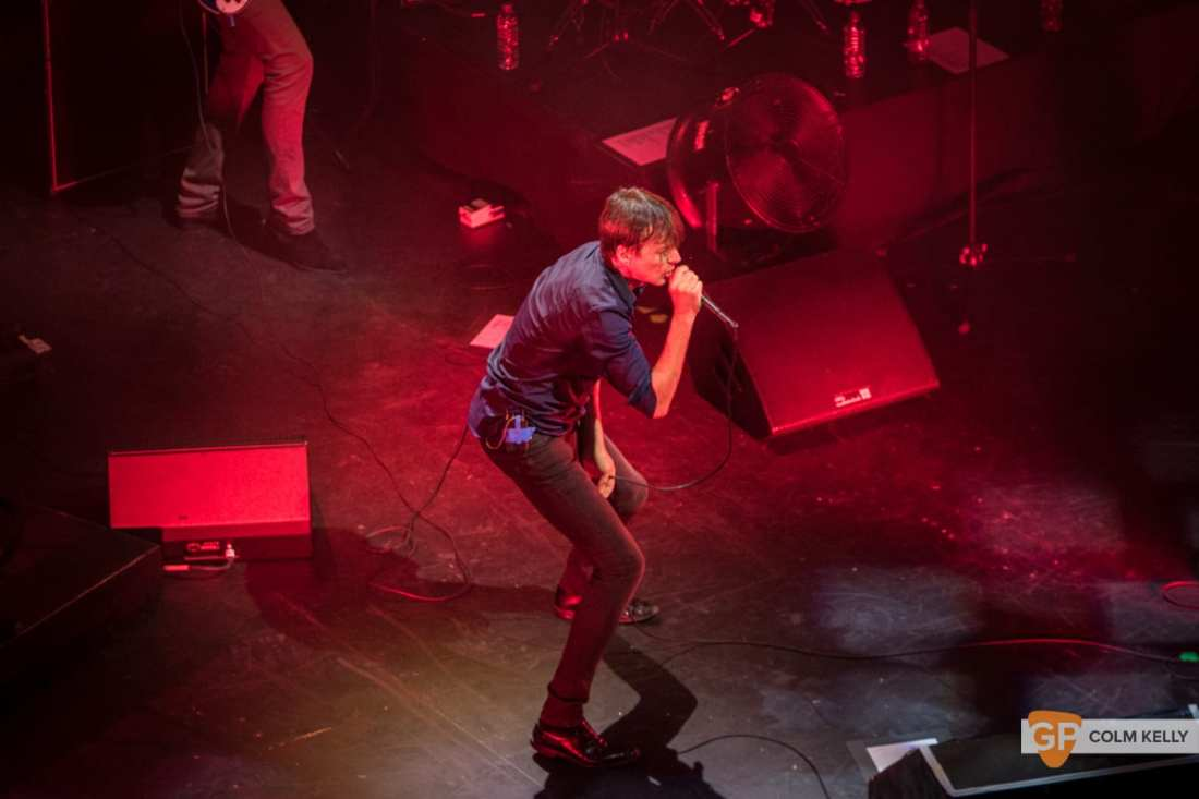 Suede at The Bord Gais Energy Theatre, Dublin by Colm Kelly-0895