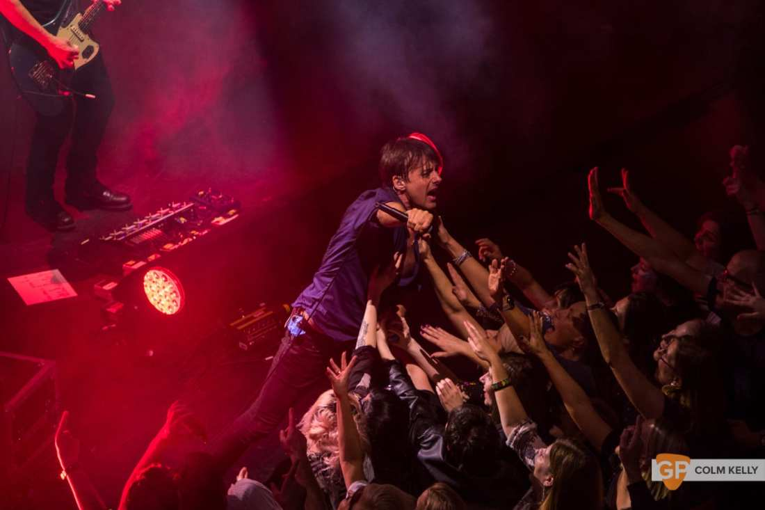 Suede at The Bord Gais Energy Theatre, Dublin by Colm Kelly-0934