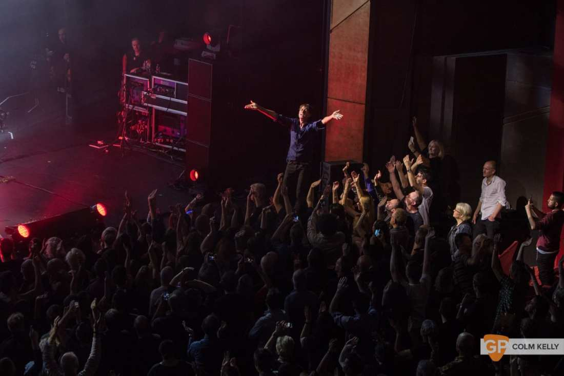 Suede at The Bord Gais Energy Theatre, Dublin by Colm Kelly-0974