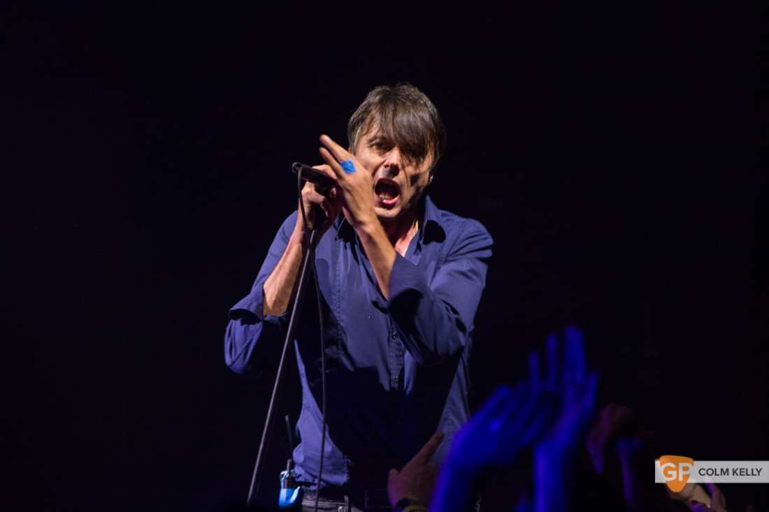 Suede at The Bord Gais Energy Theatre, Dublin by Colm Kelly-1348