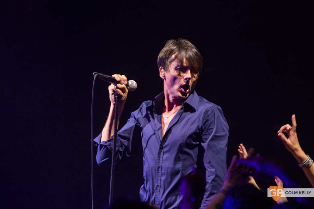 Suede at The Bord Gais Energy Theatre, Dublin by Colm Kelly-1422