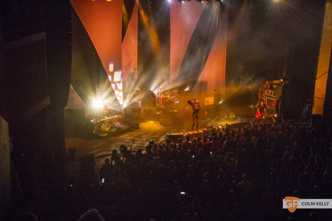 Suede at The Bord Gais Energy Theatre, Dublin by Colm Kelly-1450