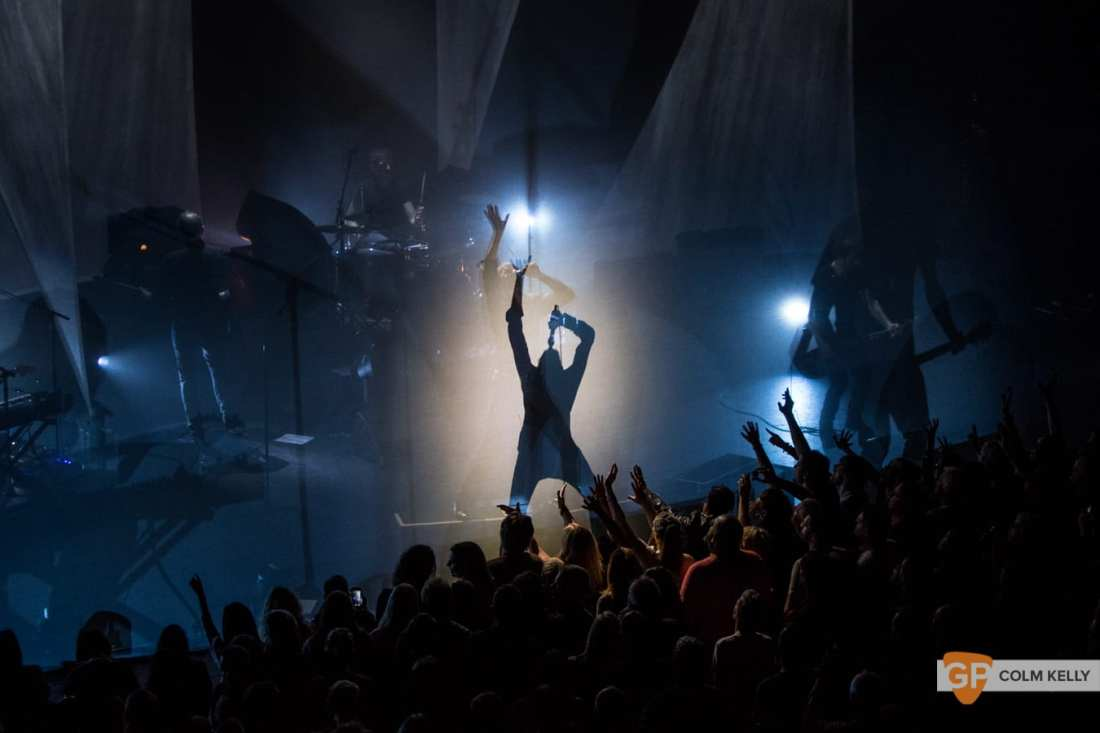 Suede at The Bord Gais Energy Theatre, Dublin by Colm Kelly-2550