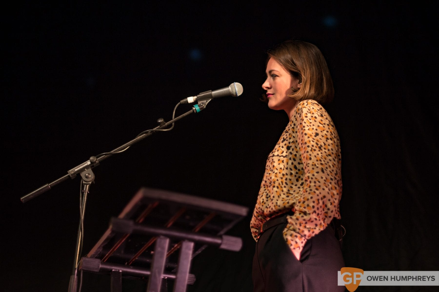 The Staves at The Olympia Theatre. Photo by Owen Humphreys www.owen.ie