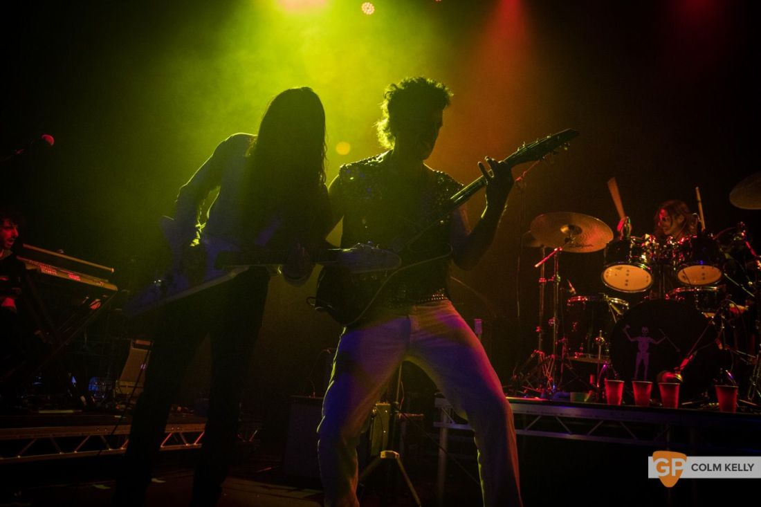 The Voidz at Vicar Street by COlm Kelly-66