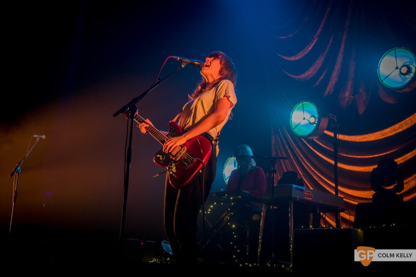Courtney Barnett at The Olympia Theatre, Dublin by Colm Kelly-60
