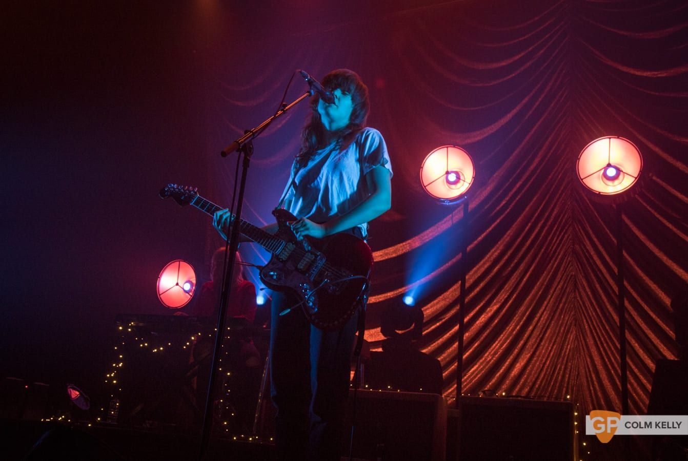 Courtney Barnett at The Olympia Theatre, Dublin by Colm Kelly-90