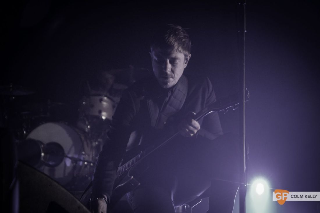 Interpol at The Olympia Theatre, Dublin by Colm Kelly-61