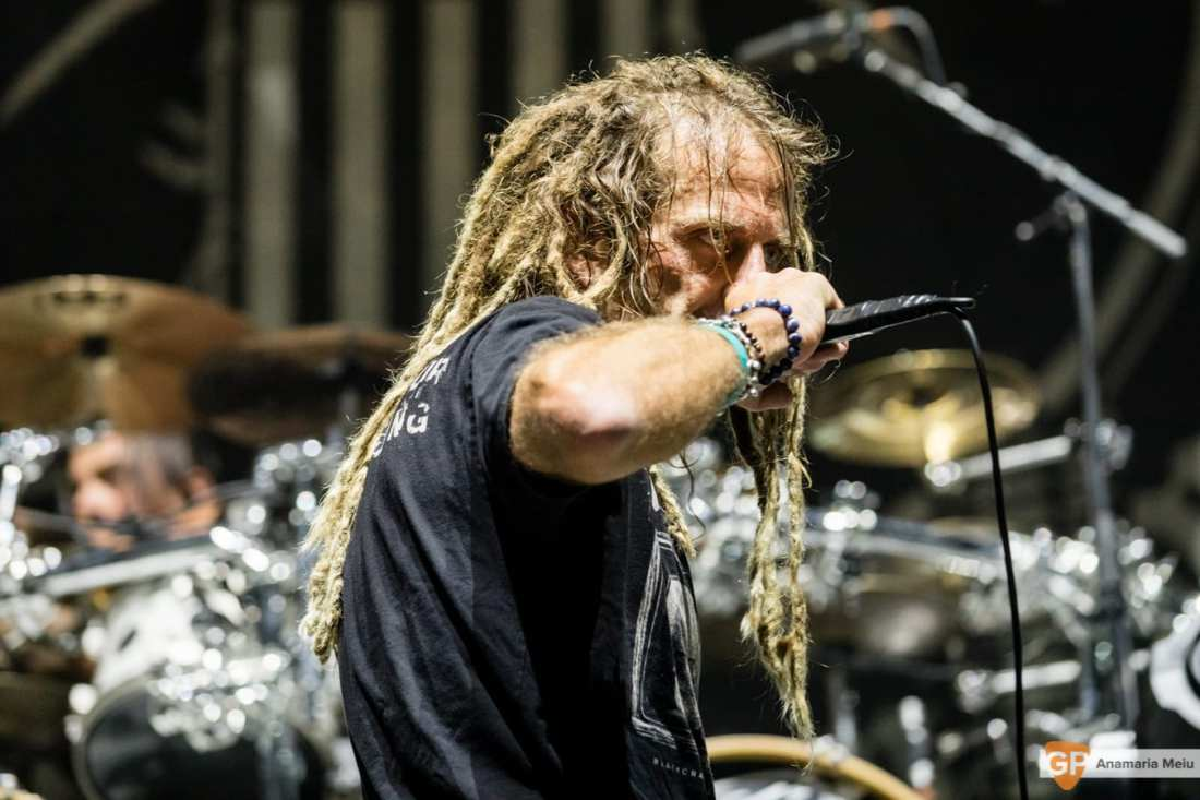 Lamb of God at 3Arena by Anamaria Meiu