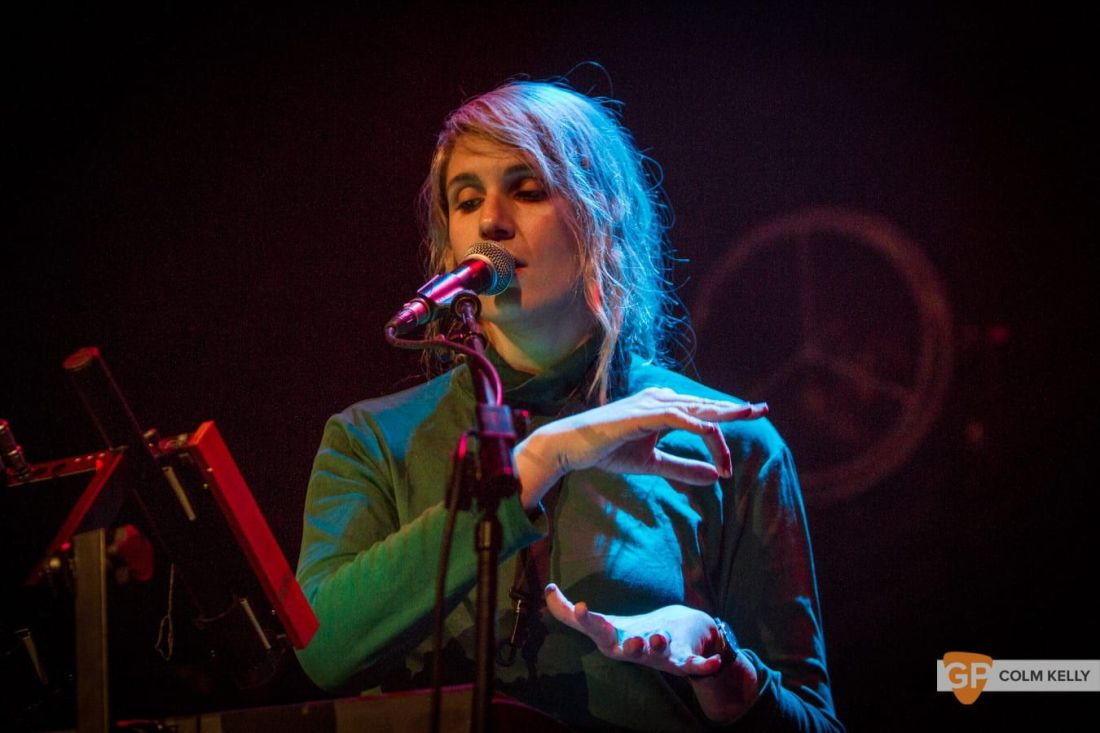Laura Jean at The Olympia Theatre, Dublin by Colm Kelly-4