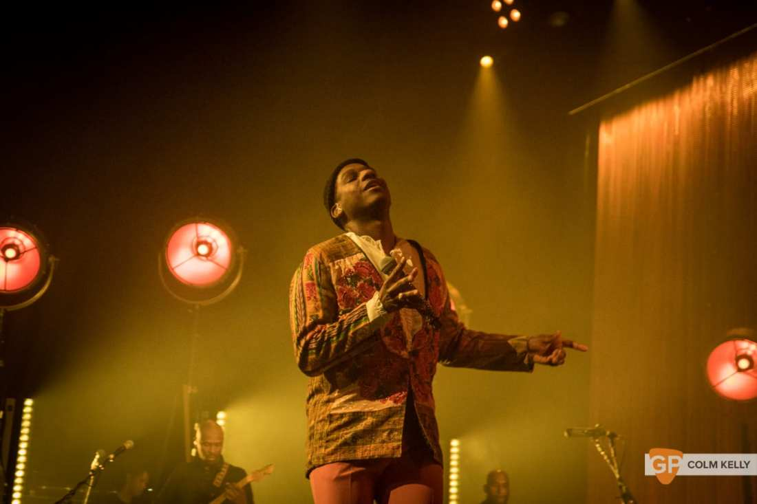 Leon Bridges at The Olympia Theatre, Dublin by Colm Kelly-1017