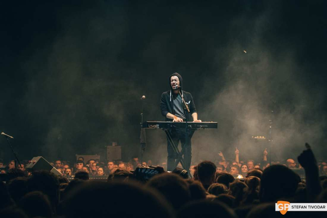 Mumford and Sons 3 Arena Dublin Tivodar 15